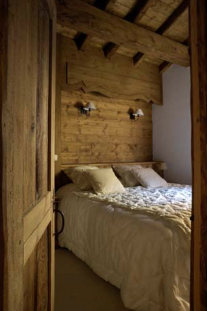 Awesome Chambre A Coucher Style Montagne Images - House Design ...