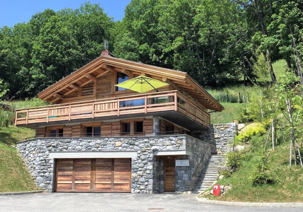 3 chalet de montagne de 250m2 à La Clusaz (Haute-Savoie ...
