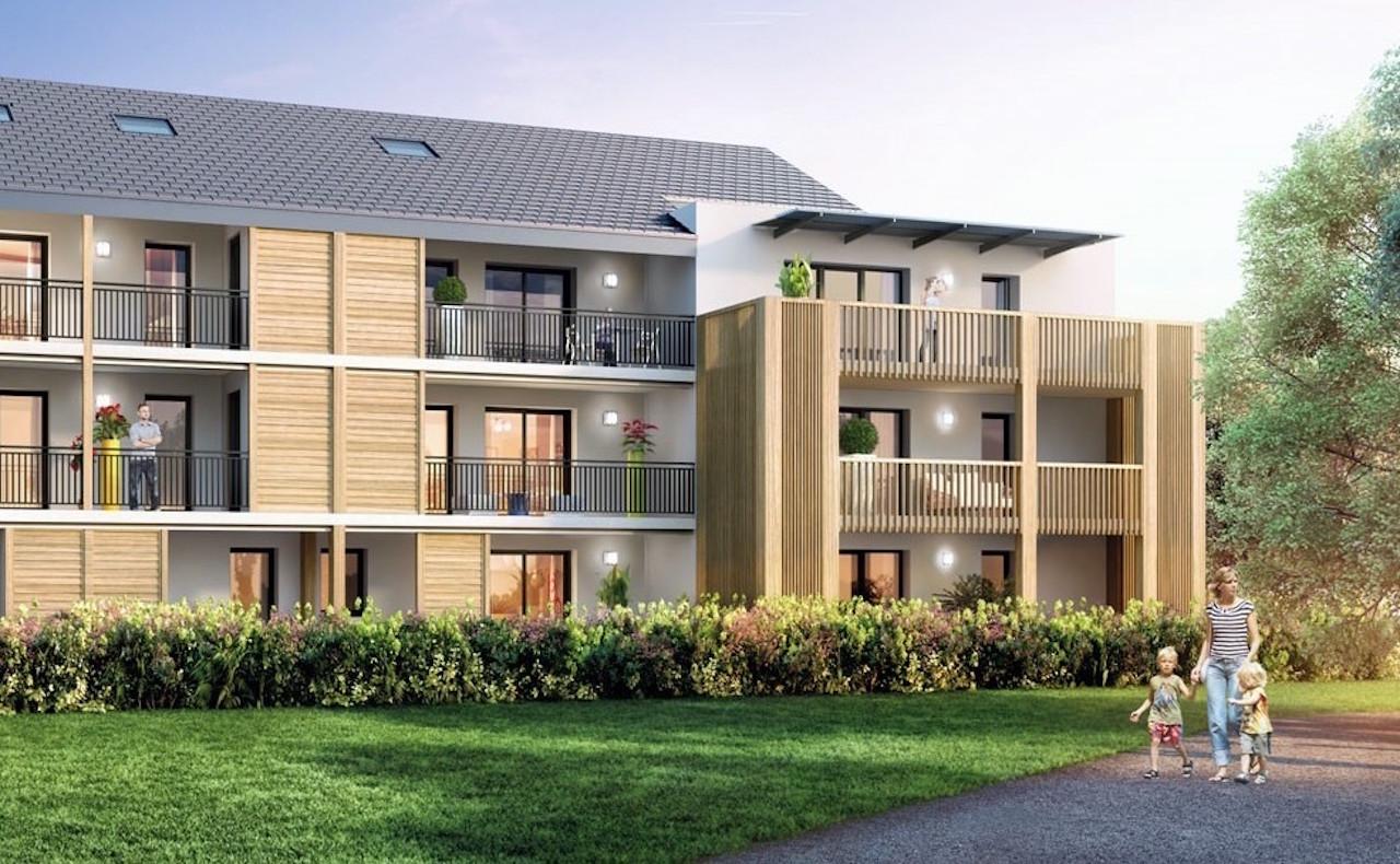 la chavanne 38 logements collectifs et 4 maisons individuelles atelier raymond brun architectes. Black Bedroom Furniture Sets. Home Design Ideas