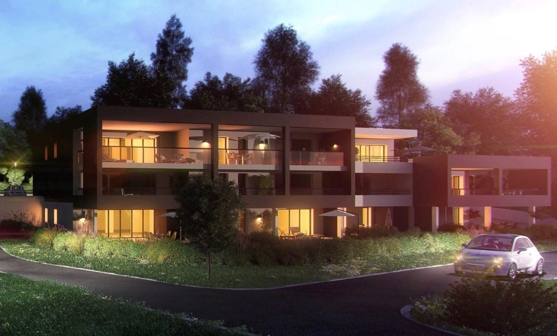 r sidence horizon st alban leysse atelier raymond brun architectes. Black Bedroom Furniture Sets. Home Design Ideas