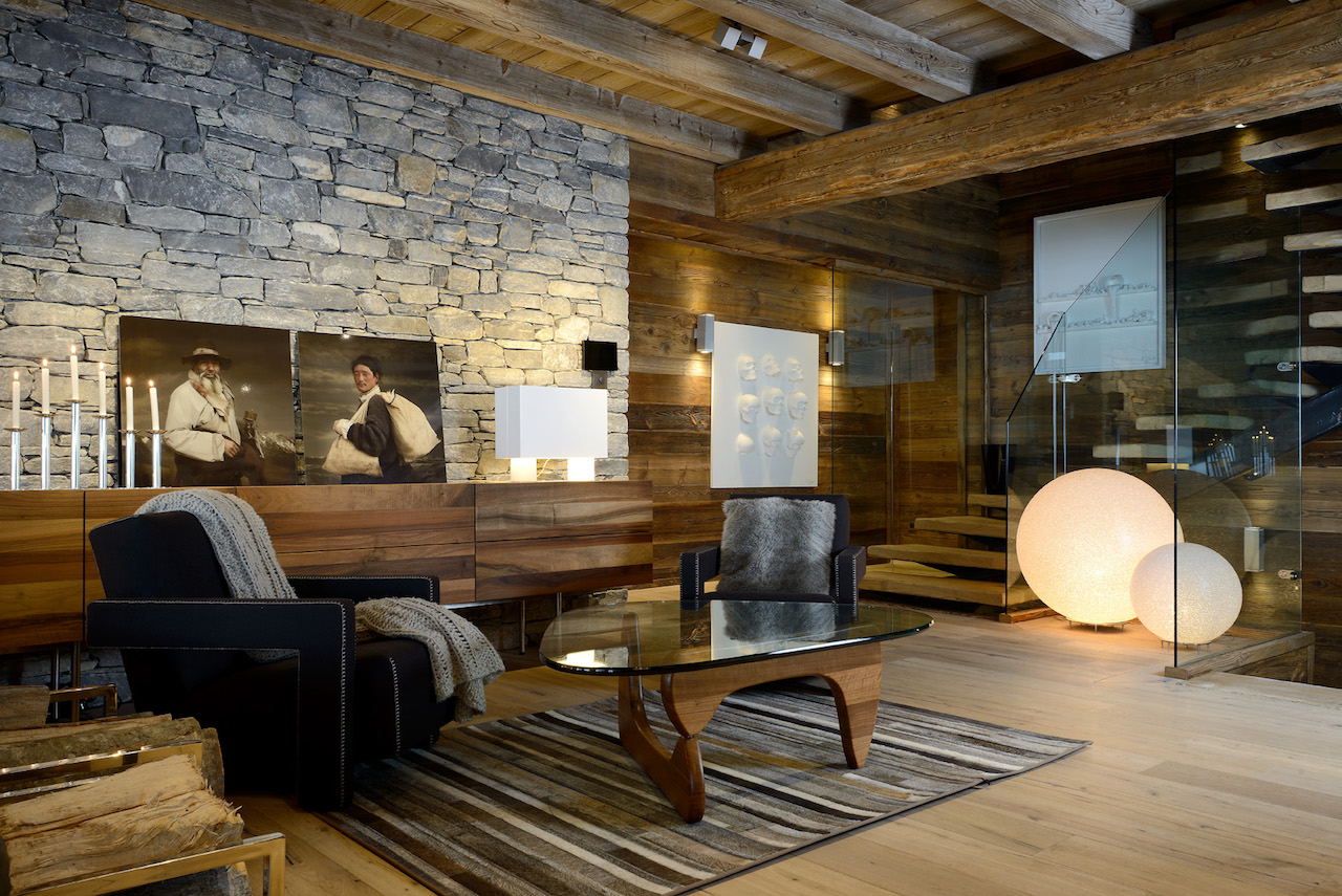 chalet de montagne crest voland en savoie atelier raymond brun architectes. Black Bedroom Furniture Sets. Home Design Ideas