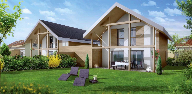 Rt 2012 12 maisons individuelles et 4 logements locatifs for Descriptif maison individuelle rt 2012